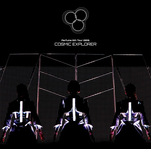 Cdjapan Perfume 6th Tour 2016 Quot Cosmic Explorer Quot Regular