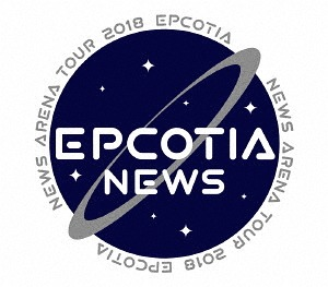 NEWS Arena Tour 2018 Epcotia [Limited Edition]