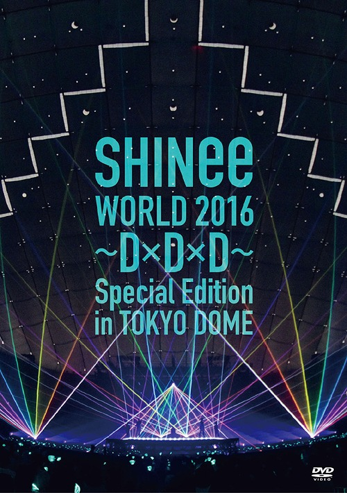 SHINee WORLD ~D×D×D~ Special Edition in TOKYO DOME」