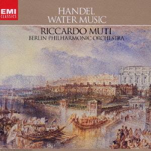 CDJapan Handel Water Music Riccardo Muti conductor