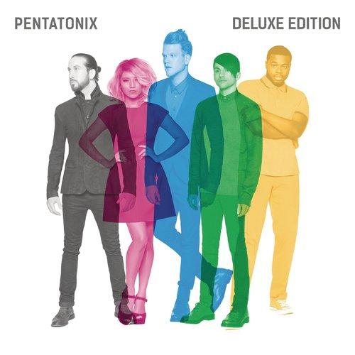 Cdjapan Pentatonix Deluxe Edition Import Disc