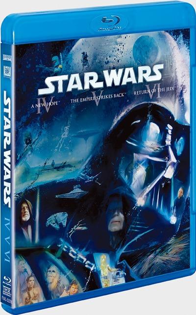 CDJapan : Star Wars Original Trilogy Blu-ray Collection