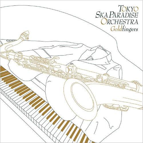 Cdjapan Goldfingers Tokyo Ska Paradise Orchestra Cd Album