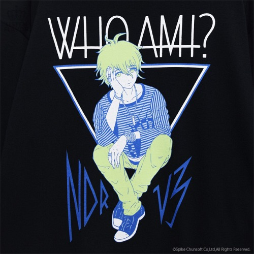 Rantaro Amami Who Am I? Parka [Danganronpa V3 x Listen Flavor] (F)  DRLH-00141-BLA
