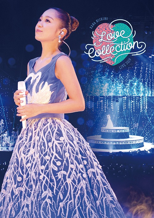 Kana Nishino Love Collection Live 2019 [Regular Edition]