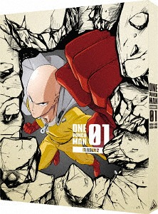 One Punch Man Season 2 Vol 1 (English Subtitles) [Limited Release]
