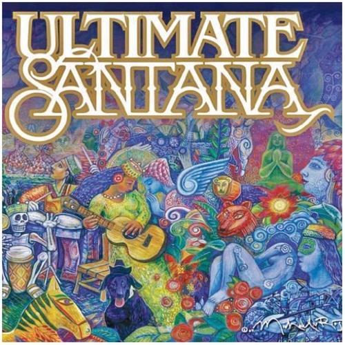 Cdjapan Ultimate Santana Import Disc Santana Cd Album