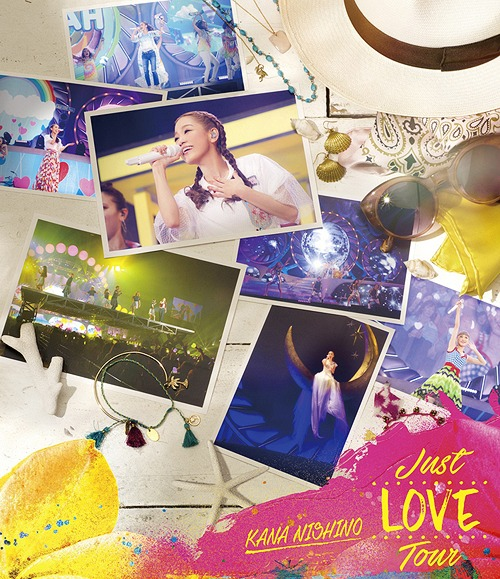 CDJapan : Just LOVE Tour [Regu...