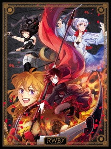 Coverart besides Coverart likewise Rwby Creative Team Talks Volume 2 Finale Creative Process And Volume 3 389631 as well Michael Jelenic On Teen Titans Gos Young Justice Crossover And I besides Coverart. on rwby vol 3 dvd release