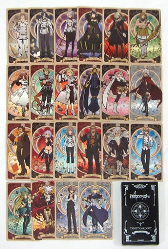 Second Hand Original Tarot Card Set