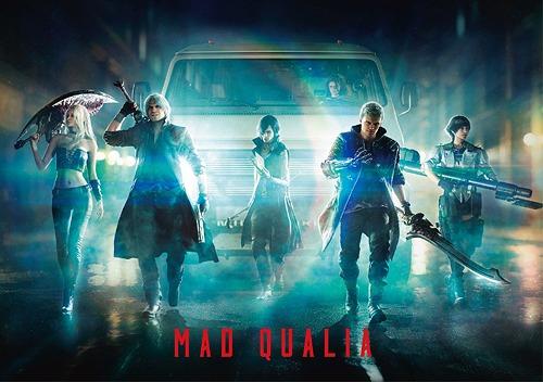 MAD QUALIA (Japanese Version) [w/ DVD, Limited