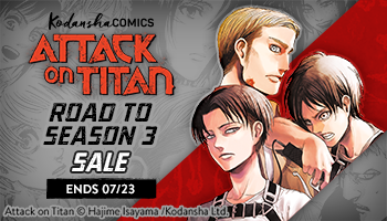 [eBooks] Attack on Titan Sale! *Expired