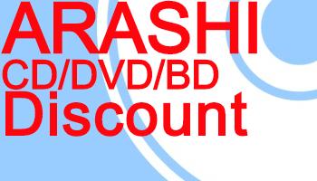 SALE on Arashi  CD, Blu-ray,  & DVD