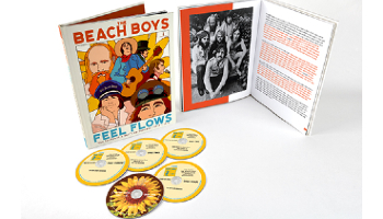 """[SHM-CD] The Beach Boys: """"Feel Flows"""" The Sunflower & Surf's Up Sessions 1969-1971 [Limited Edition]"""