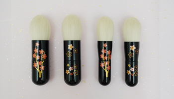 Koyudo Limited Saibikoho Powder Brushes Arrived!