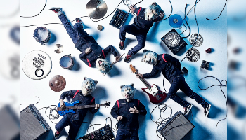 MAN WITH A MISSION New Single: Into The Deep