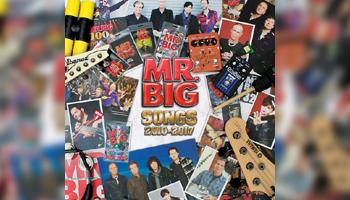 "MR.BIG: Japan Original Greatest Hits Album ""Songs 2010-2017"""