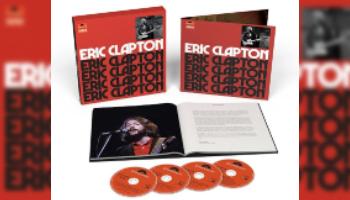 "[SHM-CD] ""Eric Clapton"" 50th Anniversary Deluxe Edition"