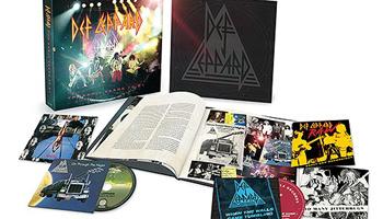 Def Leppard: The Early Years 79-81' Box Set [SHM-CD]