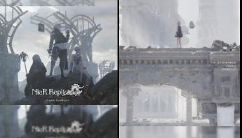 Nier: Replicant & Nier: Reincarnation Soundtrack CD Albums