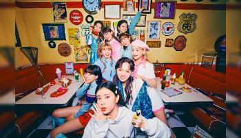NiziU 2nd Single: Take a picture / Poppin' Shakin'