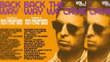 Noel Gallagher New Album with Japan Bonus Track