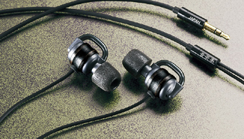 World's First CNF-contained Headphones: Ocharaku Flat4 KAEDE III/AKAKAEDE III