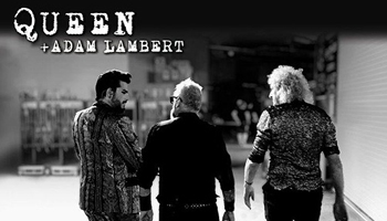 [SHM-CD] Queen + Adam Lambert: Live Around The World