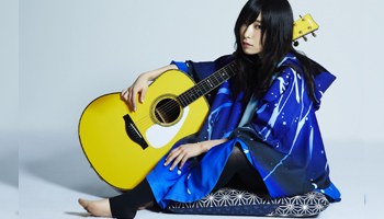 "One Guitar, One Mic: Sayuri's New Album ""Me (eye)"""