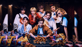 [Offer is Over] Earn 13% Rewards Points on Stray Kids' Products!