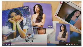 [Unboxing] Olivia Rodrigo: Sour [Japanese Deluxe Edition]