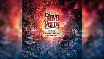 """Steve Perry SHM-CD edition of """"Traces Alternative Versions & Sketches"""""""