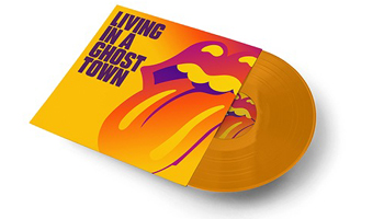 The Rolling Stones New Single in LP Format: Living In A Ghost Town