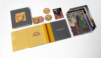 "The Rolling Stones: 2 Japan Bonus Tracks on ""Goats Head Soup"" Super Deluxe Box [3SHM-CD + Blu-ray]"