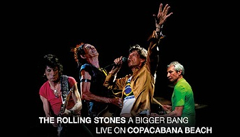 [Japan Edition] The Rolling Stones: Live On Copacabana Beach