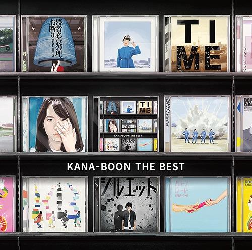 Image of KANA-BOON - KANA-BOON THE BEST