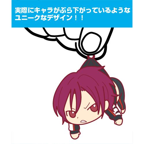 Cdjapan Free Rin Matsuoka Tsumamare Key Chain Collectible Release date eternal summer can keychain collection. cdjapan