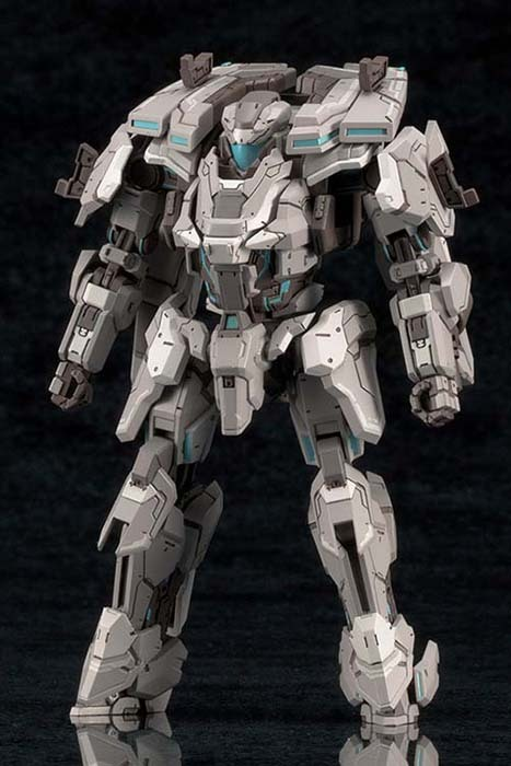 Overall height about 110 mm 1//72 scale Phantasy Star Online 2 A.I.S Black Ver