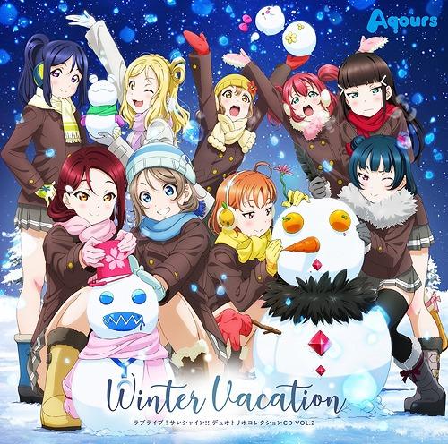 Love Live! Sunshine!! Duo/Trio CD Vol. 2: Winter Vacation album cover