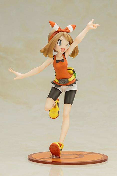 "ARTFX J /""Pokemon/"" series Haruka with Mizugorou 1//8 Scale PVC Painted Japan NEW"