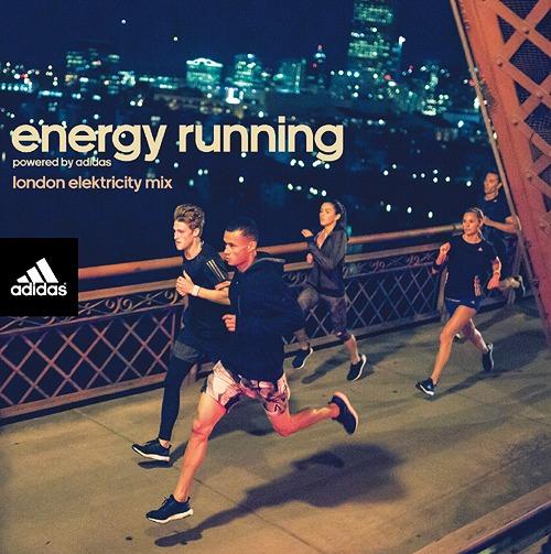 Dictar pirámide genio  CDJapan : energy running powered by adidas -London Elektricity Mix- V.A. CD  Album