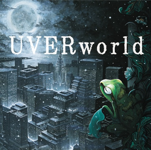 Image result for UVERworld - Nanokame no ketsui