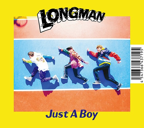 Image of LONGMAN - Just A Boy