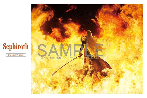 Square Enix FINAL FANTASY VII Postcard Set