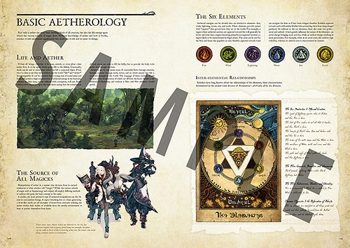 Encyclopedia Eorzea The World of FINAL FANTASY XIV Vol.2 Book English Ver.