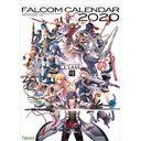 Cdjapan Falcom Qall Calendar Collectible