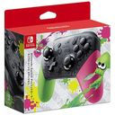 Cdjapan Nintendo Switch Pro Controler Splatoon 2 Edition Game Nintendo Switch Accessories